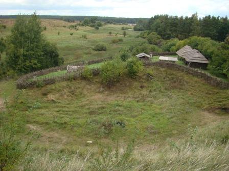 Fot.01 Olsztynek osada