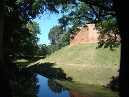 Fot.28 Międzyrzecz mury