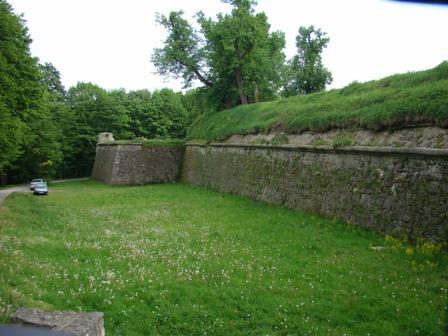 Fot.37 Wisnicz bastion