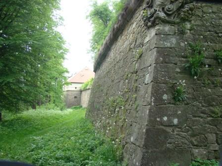 Fot.38 Wisnicz bastion